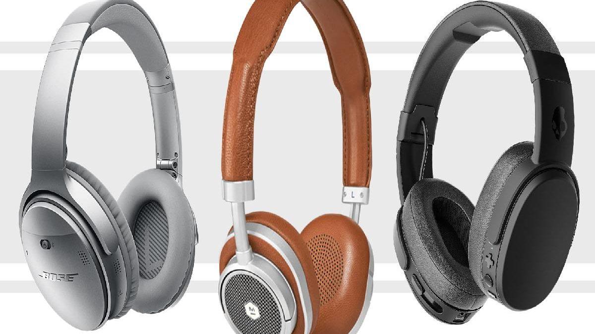 Best Wireless Over-Ear Headphones – Some of the Best Headphones.