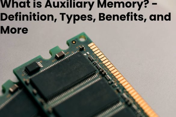 auxilliary memory