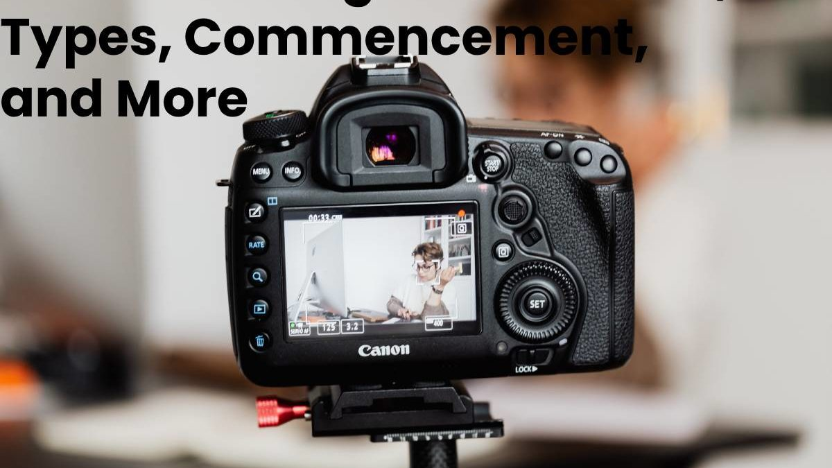 What is a Vlog? – Definition, Types, Commencement, and More