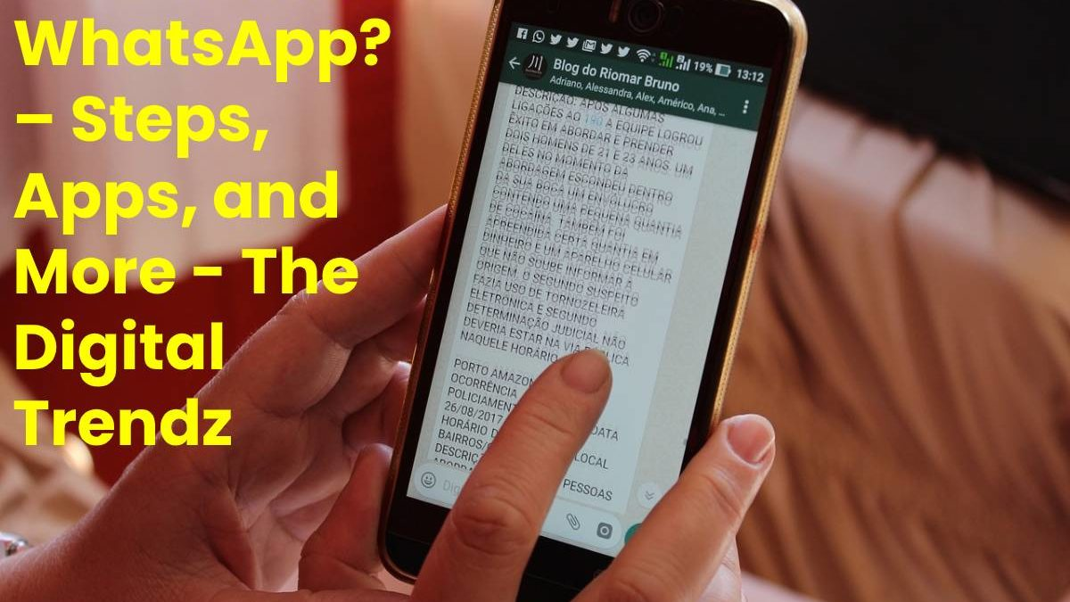 How to Hack WhatsApp? – Steps, Apps, and More