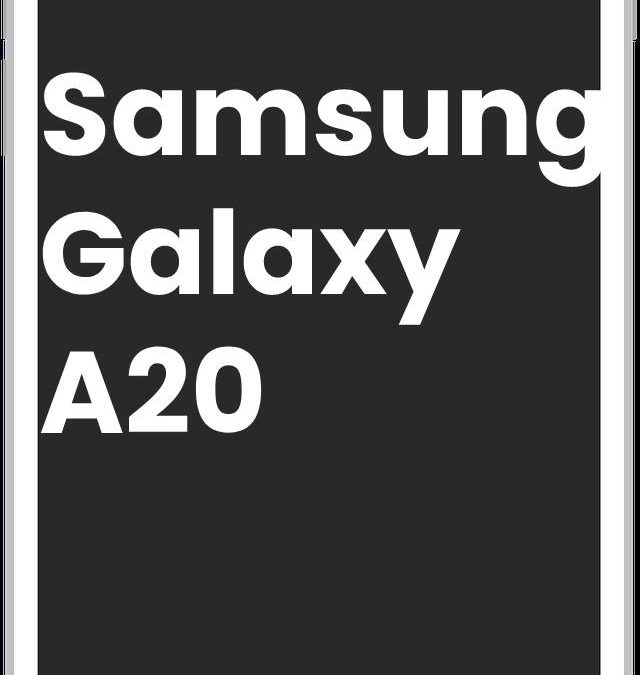 What is Galaxy A20?- Definition, Features, Price, and More
