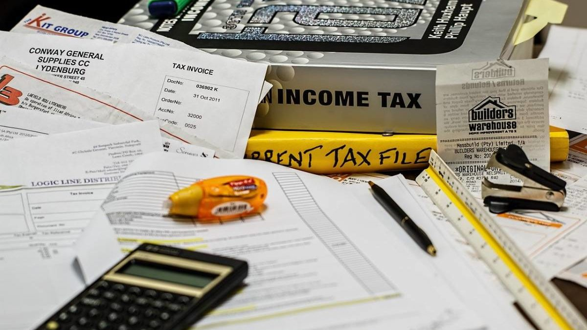 What is Income Tax? – Definition, Pay, Calculation, and More