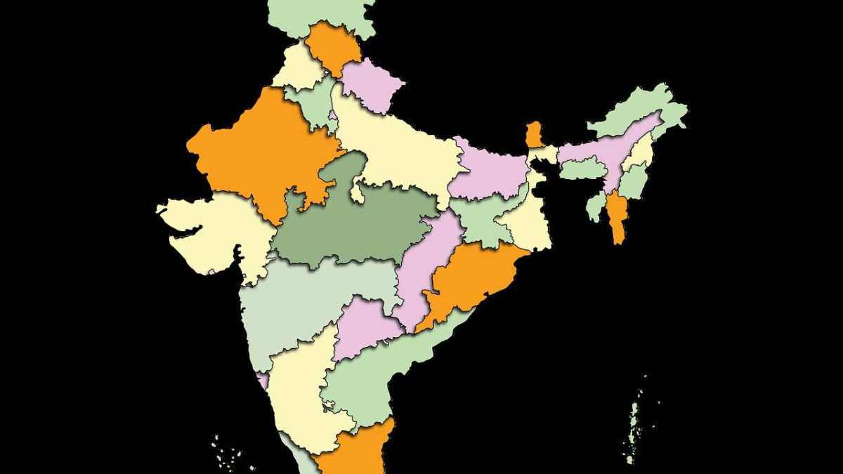 What is India Map Physical? – About, Features and More