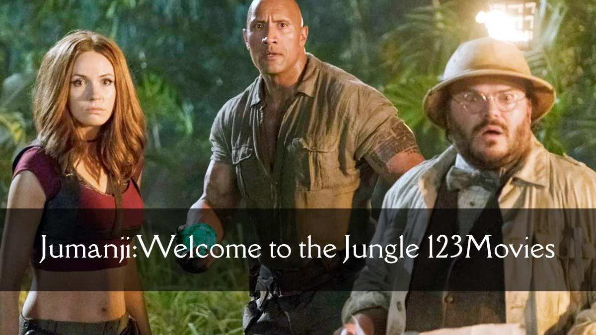 Jumanji: Welcome to the Jungle 123Movies