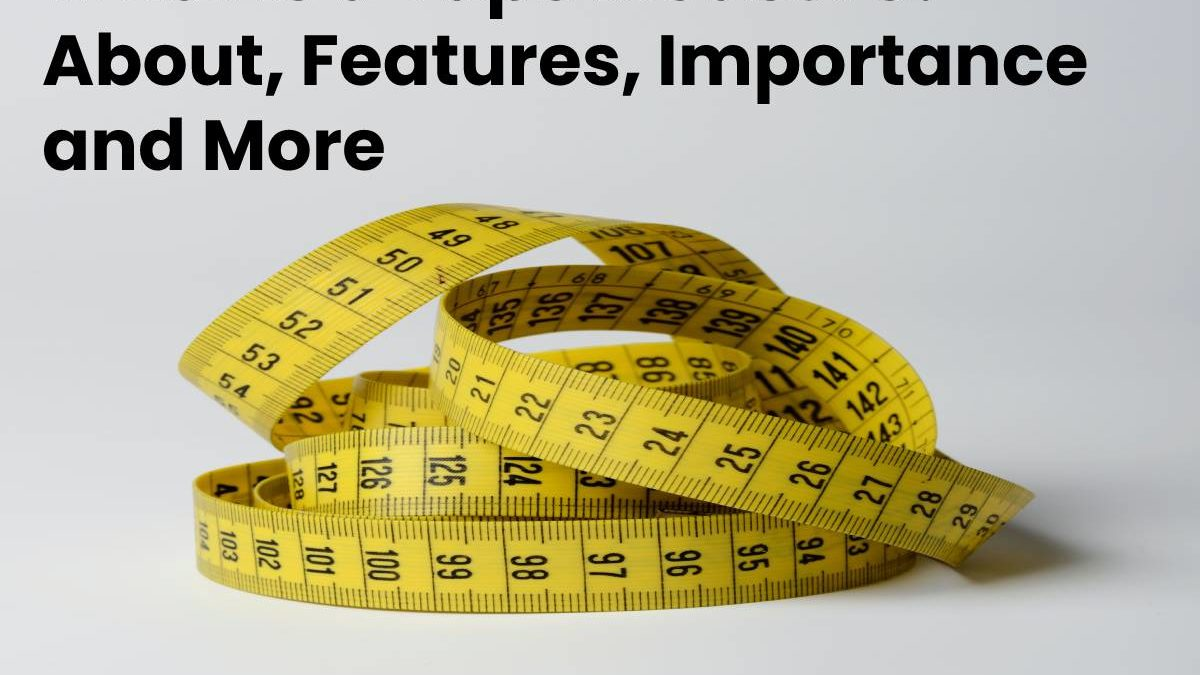 What is a Tape Measure? – About, Features, Importance and More