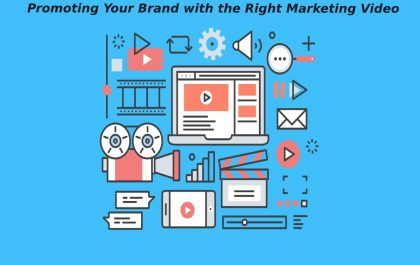 Promoting Your Brand with the Right Marketing Video